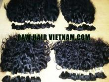 100% bulk raw hair natural unprocessed virgin wave hair high quality Wholesale Brazillian hair