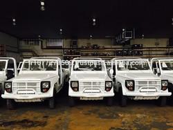 4X4 Peugeot P4 Ex Army