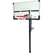 Lifetime Backboards & Nets 54 in. Tempered Glass Power Lift In-Ground XL Basketball Hoop 90230