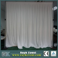 stage decoration fabric backdrop stand for wedding,party decoration