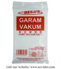 Vacuum Sea Salt
