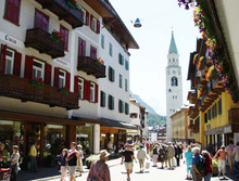 hotel for sale in Cortina d'Ampezzo iTALY