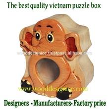 Wooden Money Box Vietnam - Factory Price