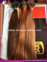 Golden supplier virgin color I tip human hair extension bundles