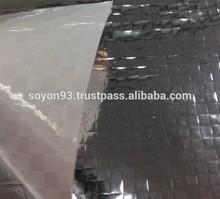 Alu foil with PE