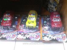 police racing cars