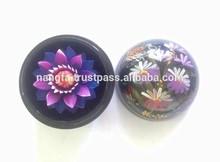 2015 Trend Thai Soap Carving Flower + Wooden Case For Gift & Souvenir