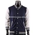 özel ucuz erkek üniversite ceket/yeni tasarım beyzbol varsity ceketler