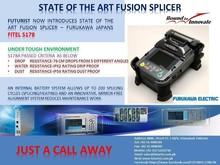 Fusion Splicer Machine