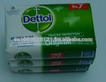 Dettol jabón! 3 x 70 gm ahorro de paquete! 4 variantes! De confianza de protección