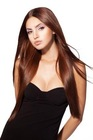 Factory direct sale top quality virgin Indian hair, remy indian hair extension
