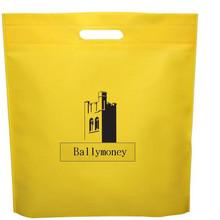 Non Woven D-Cut Shopping bag
