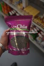DR CHIA (Salvia hispanica) Chia Seeds Black - 100% Pure 1kg High in Fibre, Gluten Free, Omega 3, antioxidants