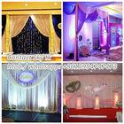 hot sale Wedding decoration decoration elegant aluminum backdrop stand pipe drape design for best -selling