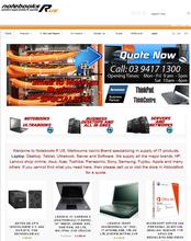 Website design, chinese website design, computer shop website design