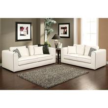 Abbyson Living Perna Italian Linen Sofa and Loveseat Set, AD-S-562-3-2