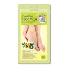 """Exfoliating Foot Mask """"Papaya & Chamomile"""""""
