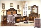 Wood Bedroom Sets (Antique style)