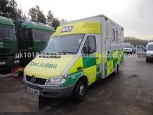 Mercedes Sprinter Emergency Ambulance Paramedic Vehicle 416 Cdi