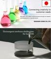 Original y larga- duración conductora de pintura en spray para uso industrial