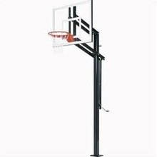 "Goalsetter Basketball System 54"" Backboard Extreme Series - Es44654a3 - X454, Acrylic, HD Breakaway Rim"