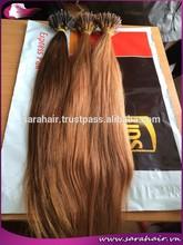 100% Remy human hair extension,Vietnames virgin remy hair,I tip hair extension