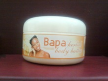 Bapa Herbal Body Butter