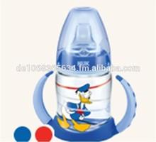 Germany NUK Food Grade Silicone Baby Feeding Bottle