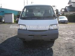 Japanese used second handed cars sales Nissan Vanette van useful working car reasonable price
