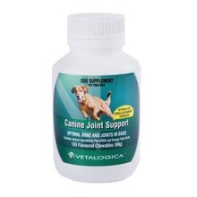 Canine Joint Support 120 Chew