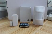 Smart security Cloud IP alarm system for home / office / shop burglar