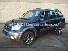 USED CARS - TOYOTA RAV 4 D-4D 4X4 (LHD 2477 DIESEL)