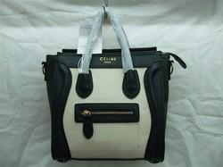 a17 2014 latest design men and women 100% genuine leather monograming birkining canvas handbags/bags/wallets/purses