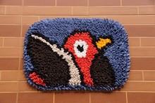 Carpet- Little Bird cotton handmade carpet