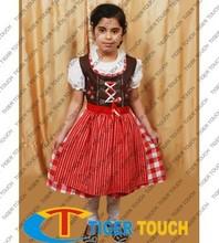 Children / Kid Dirndl Oktoberfest German Traditional dress for children