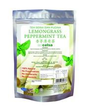 Lemongrass Peppermint Tea