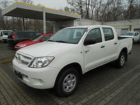 USED PICKUP - TOYOTA HILUX DOUBLE CAB 4X4 (LHD 2536)
