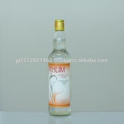 Premium white rhum agricole neutral grain spirits for wholesale