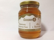 Natural honey fro Kazakhstan