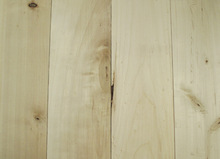 solid POPLAR flooring Extra long and wide