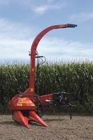 Maize Chopper Single Row Corn Harvester