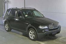 2008 BMW X3 YK21736/ABA-PC25/N52B25A