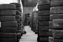 Used Tires for Passenger Cars and 4WD