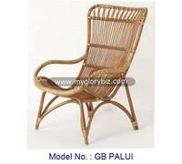 Rattan Chair, Indoor Furniture