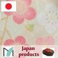 raros japonês tecido crepe de flores com muitas cores e padrões feitas no japão