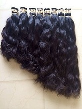 """6A GOOD QUALITY 33 #A 18"""" MALAYSIAN MICRO BEADS PREBONDED HAIR EXTENTIONS"""