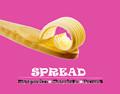Chocolat / arachide / Margarine propagation