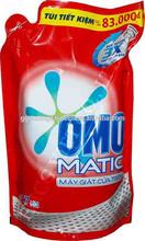 O Matic Liquid (Topload) 1,7kg/detergent liquid/laundry detergent/washing machine