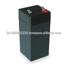 4V / 4.5 Ah Lead Acid battery