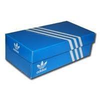 Custom Design Printed Cardboard Paper Shoe Box